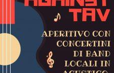 """Comitato giovani No Tav: venerdì 11/06 """"music against Tav"""""""