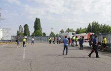 Novara: Adil, investito e ucciso da un camion che forza il presidio