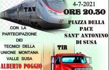 Domenica 04/07: serata informativa a Sant'Antonino