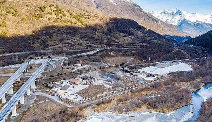 Salbertrand: presenza di cromo esavalente nei terreni destinati all'eventuale cantiere Tav