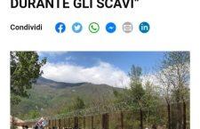 Rischio amianto al cantiere-fortino di San Didero