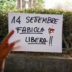 Vogliamo Fabiola libera!