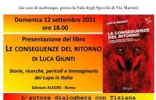 """12/09: Presidio Picapera di Vaie – presentazione del libro """"le conseguenze del ritorno"""" di Luca Giunti"""