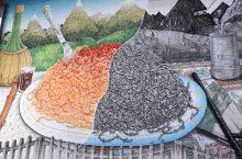 Quando l'arte incontra la lotta: i murales di Blu e Alleg