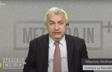 Le deliranti parole di Maurizio Molinari sui notav