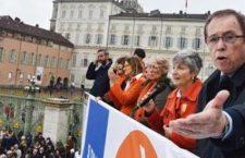 """Disastro arancione. Il partito della """"madamina"""" al 0,74%, Giachino al 0,43%."""