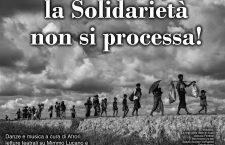 Sabato 09/10 – Avigliana: la solidarietà non si processa!