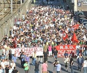 Comunicato di solidarietà dei lavoratori Fincantieri