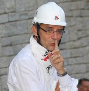 Lettera del Prof. Massimo Zucchetti al SIGNOR Stefano Esposito.