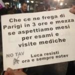 LA TAV NON E' UNA PRIORITA' . COMUNICATO RSU CGIL TELECOM ITALIA PIEMONTE