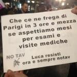 "Ferrero: «Lotteremo». Vendola: «Moratoria». De Magistris ""per Luca e per i notav"""