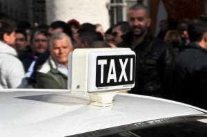 Landini tra i taxisti, Monti in fonderia
