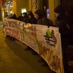 Solidarietà dai Paesi Baschi, AHT contro il Tav