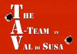 NO TAV – sigla A-Team GUARDA IL VIDEO