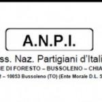 Comunicato A.N.P.I. sez. Bussoleno-Foresto-Chianocco