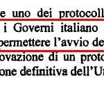 30 GENNAIO 2012 TAV TORINO LIONE ACCORDO ITALIA FRANCIA ECCO IL TESTO