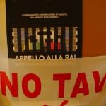 Occupata sede Rai di Parigi in sostegno alla lotta No Tav