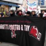 Palestre popolari contro il Tav