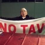 """Don Gallo: """"Io sto con i No Tav, sto con i partigiani della Valle!"""""""