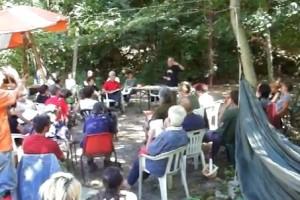 [GUARDA VIDEO] LEZIONE DI FILOSOFIA AL PRESIDIO NO TAV CHIOMONTE