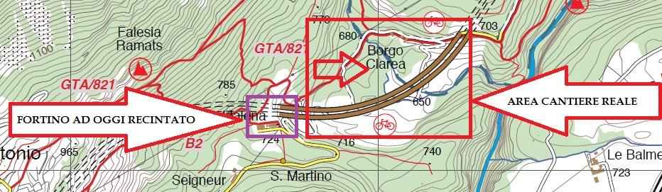 Il disposititvo militare di sicurezza costerà il doppio del finanziamento UE alla Torino Lione