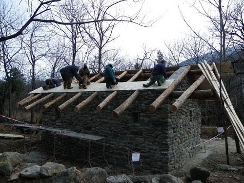 Presidio Clarea: dalle fondamenta al tetto