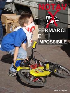 NO TAV: FERMARCI E' IMPOSSIBILE