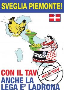 La Lega Nord, emblema vivente della casta italiana