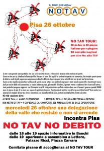 2^ tappa del notav tour toscano