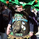 L'albero di Marisa indossato 21.4.2012