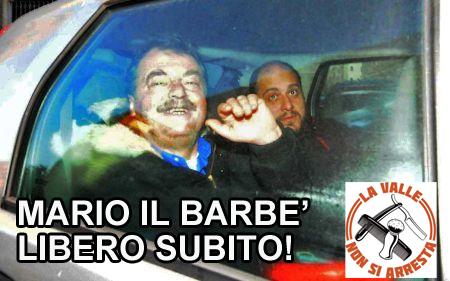 MARIO IL BARBE' AI DOMICILIARI! ANCORA PEZZI CHE CADONO DEL TEOREMA CASELLI