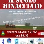 """13/4 Cemento e salute in valle di Susa e in tutta Italia.  Mattie. Incontro – dibattito su: """"Il Territorio, risorsa per la nostra salute mentale""""."""