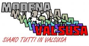 SIAMO TUTTI IN VAL DI SUSA – Da Modena sino alla Valle che Resiste!!!