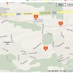 Nuova Linea Torino Lione - Mappa dei sondaggi ambientali - Buttigliera Alta_1267524244612