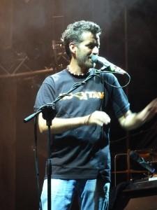 Daniele Silvestri NOTAV!(guarda le foto)