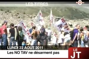 [GUARDA VIDEO] TG di TV8 Mont Blanc