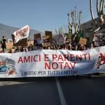 Il 1° Maggio a Torino in corteo per la Liberazione dei NOTAV