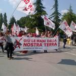 26 Maggio in migliaia in marcia  per il No Tav terzo valico ad Arquata Scrivia (AL)