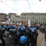 Difendere l'indifendibile! Note sull'ordine pubblico al primo maggio torinese (Video e foto)