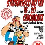 1° CAMPEGGIO STUDENTESCO NO TAV DAL 15 AL 20 GIUGNO