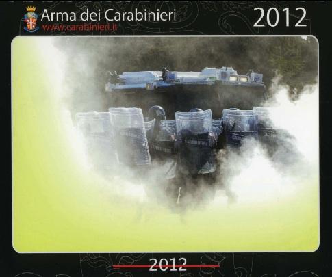 Buon Anno dall'Arma