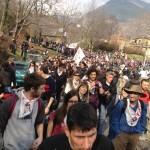 4000 in Clarea, la Valle non ha paura! FOTO