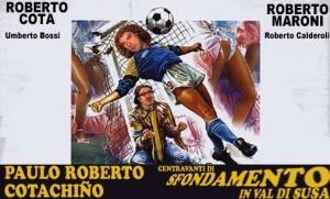 """GRILLO """"Roberto Cotachiño"""" centravanti di sfondamento in val di Susa"""