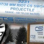 Anonymous attacca azienda Usa produttrice di lacrimogeni Cs