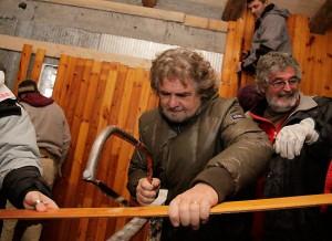 La procura vuole il processo per la costruzione della Baita Clarea a Torino