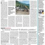TAV, LE 14 BUGIE DEL GOVERNO SU UN'OPERA COSTOSA E DANNOSA di Luca Mercalli