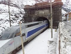 IL TGV TRA TORINO LIONE C'E' GIA' E FUNZIONA BENE? MA DAI?