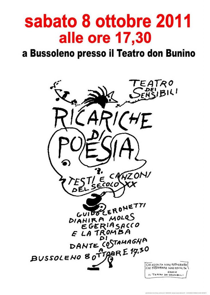 8/10 Guido Ceronetti a Bussoleno