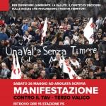 Sabato 26 Maggio Manifestazione ad Arquata – Giù le mani dalla nostra terra