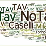 #tav e #notav: analisi della conversazione su Facebook e Twitter